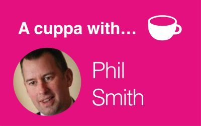 A cuppa with… PHIL SMITH